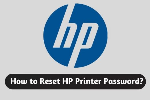 How to Reset HP Printer Password