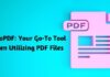 GoGoPDF: Your Go-To Tool When Utilizing PDF Files