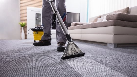 Benefits from Professional Carpet Steam Cleaning Services