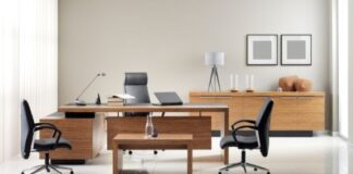 How to Budget for New Office Furniture