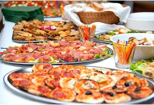 A Halal Food Caterer and Catering Services