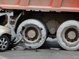 Truck Accident 101: It's Common Reasons and Effects